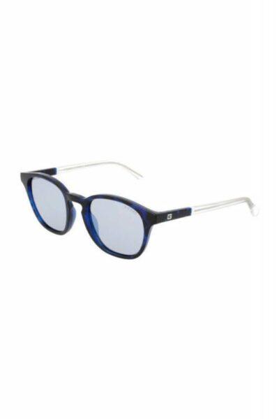 Guess sunglass blue GU6945 93C round fashion eyewear